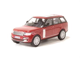 76RAN003 Range Rover Vogue Firenze Red