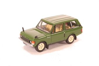 76RCL001 Range Rover Classic Lincoln Green