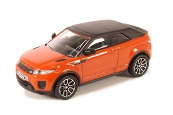 76RREC001 Range Rover Evoque Convertible Phoenix Orange