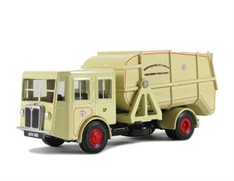 """76SD005 Shelvoke & Drewry Dustcart """"Corporation of London"""""""