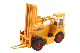76SDF003 Shelvoke & Drewry Freightlifter British Rail (Yellow)