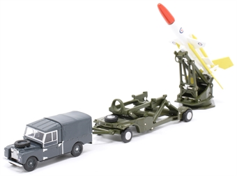 76SET65 Bloodhound Missile Set