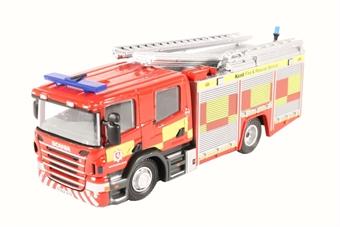 76SFE009 Scania CP28 Pump Ladder Kent Fire & Rescue Service
