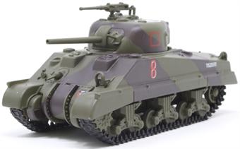 76SM003 Sherman MkIII Tank 18 Arm.Reg -4th NZ Arm.Brg.Italy 1944