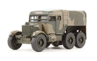 """76SP004 Pioneer Artillery Tractor """"Royal Artillery 1st Army"""" £11"""