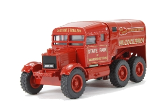 76SP010 Scammell Pioneer Silcock Bros