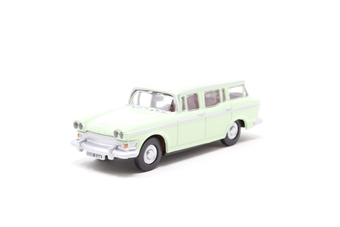 76SS001-PO01 Humber Super Snipe estate in green - Pre-owned - Like new