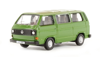 76T25005 VW T25 Bus in Lime Green/Saima Green