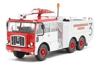 76TN004 Thornycroft Nubian Isle of Man Airports Board Fire Service