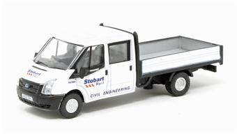 76TPU001 Ford Transit Dropside - Stobart Rail £10