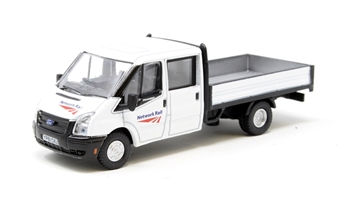 76TPU002 Ford Transit Dropside Network Rail