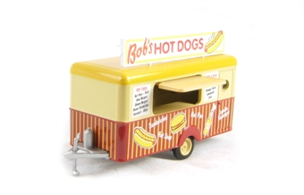 "76TR001 Mobile Trailer ""Bob's Hot Dogs"""