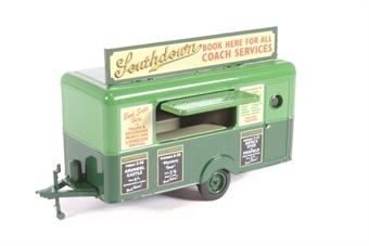 76TR014 Mobile Trailer Southdown £7