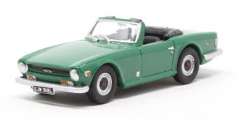 76TR6003 Triumph TR6 Emerald Green