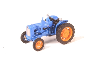 76TRAC001 Fordson tractor in blue
