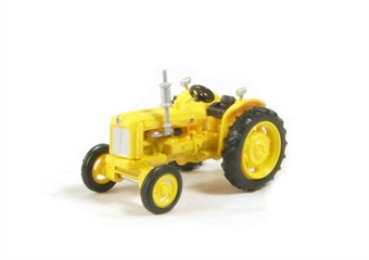 76TRAC003 Fordson Tractor in Yellow Highways livery
