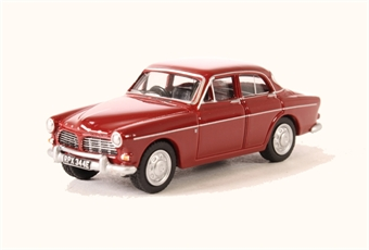 76VA002 Volvo Amazon Cherry Red