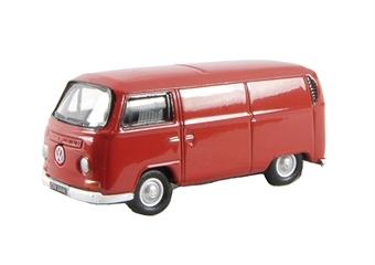 """76VW005 VW Van """"Senegal Red"""""""