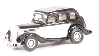 76WO005 Wolseley 18/85 black / ivory £4.50