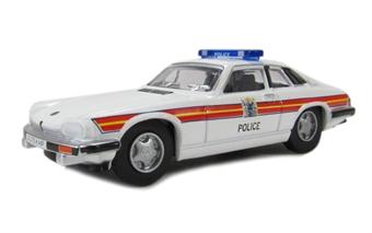 76XJS002 Jaguar XJS Metropolitan Police