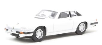 76XJS006 Jaguar XJS White (The Saint)