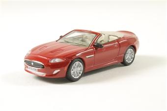 76XK004 Jaguar XK Convertible Italian Racing Red