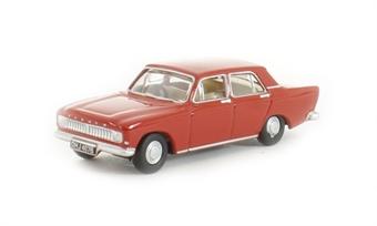 76ZEP008 Ford Zephyr Monaco Red £4.50