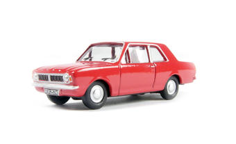 76COR2003 Ford Cortina Mk2 in red