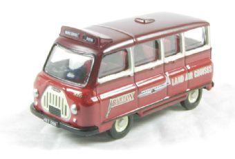 "76JM016 Morris J2 minibus in ""Bartons"" livery"