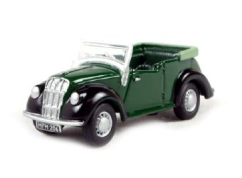 76ME002 Morris Eight tourer in green & black £4.50