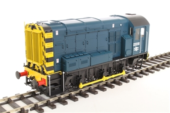 7D-008-010 Class 08 shunter D3316 in BR blue (without ladder)