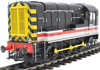 7D-008-014D Class 08 shunter 08795 in Intercity livery - DCC sound fitted