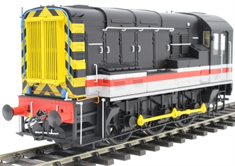 7D-008-014UD Class 08 shunter in Intercity livery - unnumbered - DCC sound fitted