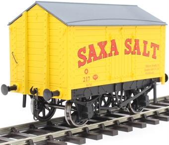 "7F-018-005 4 wheel salt van ""Saxa Salt"""