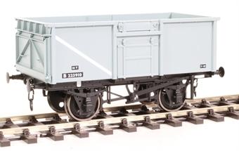 7F-030-001 16-ton steel mineral wagon Diagram 108 B223910 in BR grey
