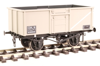 7F-030-004 16-ton steel mineral wagon Diagram 108 B266949 in BR grey