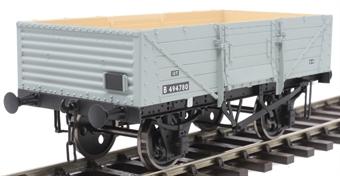7F-053-007 5-plank open wagon Dia. 39 B494780 in BR grey