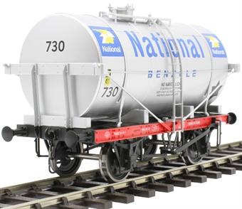 "7F-058-008 14-ton Type A tank wagon - ""National Benzole"""