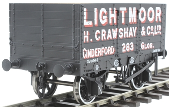 "7F-073-003 7-plank open wagon ""Lightmoor"""