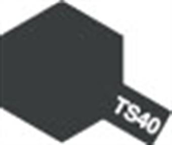 85040 TS-40 Metallic Black