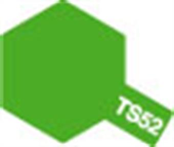 85052tam TS-52 Candy Lime Green (Kawasaki)