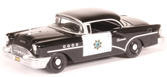 "87BC55003 Buick Century 1955 - ""California Highway Patrol"""
