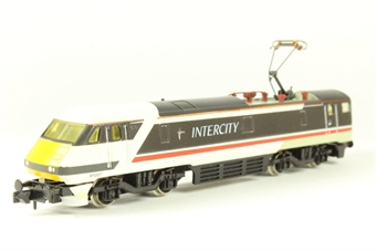 8807 Class 91 91005 in Intercity Swallow Livery