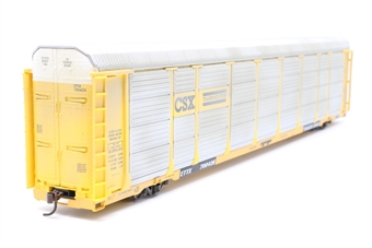 932-4881-PO 89' CSX Tri-Level Auto Carrier # 700345 - Pre-owned - Like new