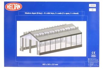 9500 Modern Diesel Depot Kit - unpainted £75.65