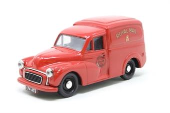 957Corgi-PO01 Morris Minor Van 'Royal Mail' - Pre-owned - Like new