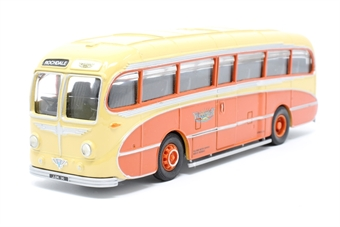 97174-PO05 Burlingham Seagull Coach - 'Yelloways' - Pre-owned - Like new - imperfect box