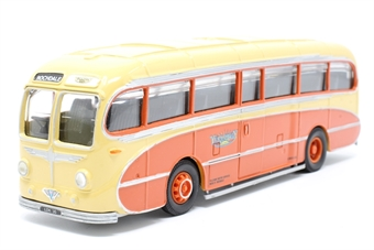 97174-PO06 Burlingham Seagull Coach - 'Yelloways' - Pre-owned - Like new