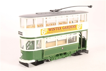 97262-LN06 Double Deck Tram	'Blackpool' - Pre-owned - Like new £24