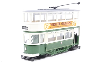 97262-PO02 Double Deck Tram	'Blackpool' - Pre-owned - Like new £18